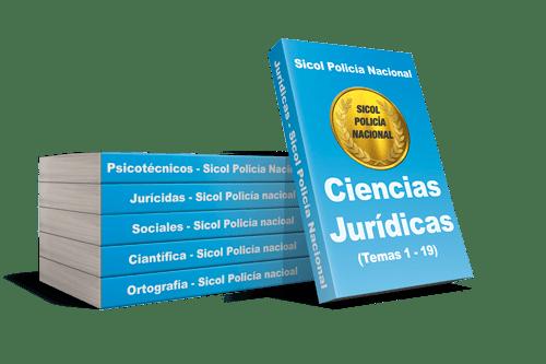 Sicol Policía Nacional Libros