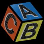 Cubo ortografía letras