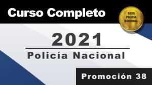 Curso Completo 2021 - Sicol Policía Nacional